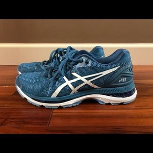 12ccae88a90b3 Asics Gel-nimbus 20 women's running shoes 8.5